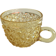 """Amber """"Daisy & Button"""" Cup - 2"""" Height"""