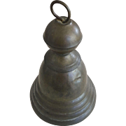"Old Metal Bell - 7"" Tall"