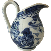 Chinese Small Pitcher - (ca: 1790-early 1800's)