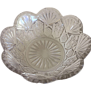 Nut or Fruit Small Dish - ca: late 1800's to early 1900's