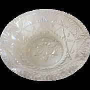 Festoon Dish - ca: late 1880