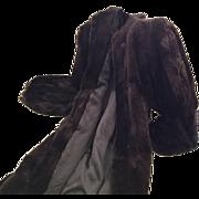 Fur Coat - Sheared/Beaver - Vintage