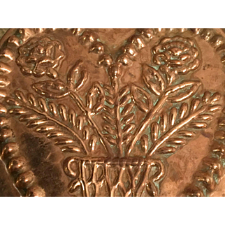 French 19th Century Copper Mold