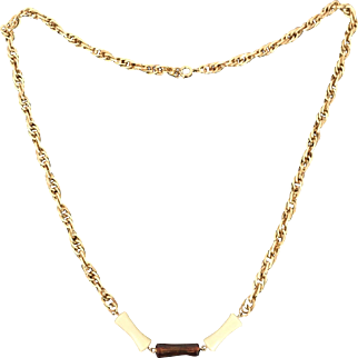 1960's-1970's Small Sarah Coventry Necklace
