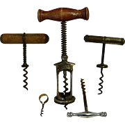 Corkscrew Starter set