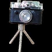 Occupied Japan miniature camera lighter