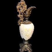 Antique Victorian Mantle Ewer