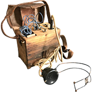 Vintage Portable Telephone