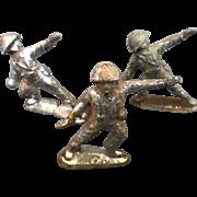 Vintage Toy Lead Soldiers