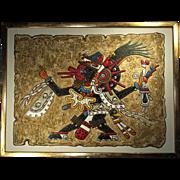 Felipe Islas (1930-2009) Painting Mexico Artist