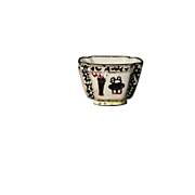 Chinese Export Canton Enamel Tea Cup 18/19th century