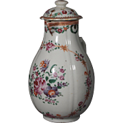 Chinese 18th century Famille Rose Creamer