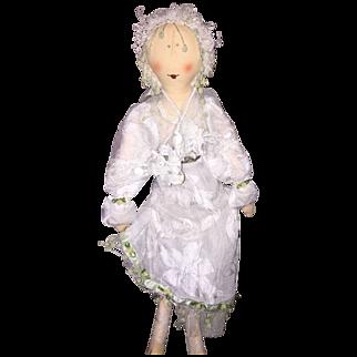 Art Doll by Carmen Manago