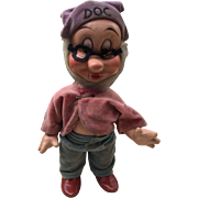 DOC from Seven Dwarves Knickerbocker Toy Company Disney Composition