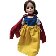 Lovely Snow White Doll Effanbee