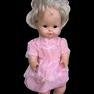 Mattel Doll 1966 Baby Tender Love