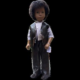 Sasha Morgenthaler Doll Gregor in London Outfit Boy