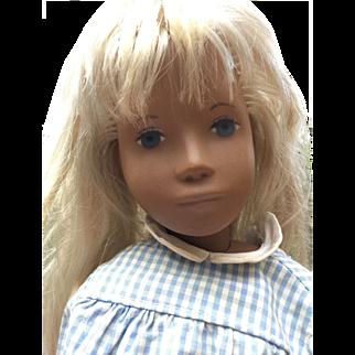 Sasha Morgenthaler Doll Girl in Gingham