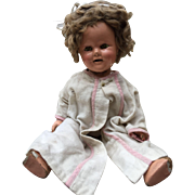Vintage Shirley Temple Doll composition Rare