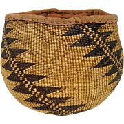 Klamath Basket Northern California