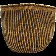 Klamath Mush Bowl Basket