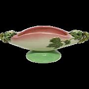 "Hull ""Tokay"" U.S.A. #14 Double Candleholder Vase - 15 1/2"" long"