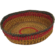 "Indian Basket - 2"" Tall"