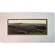 "John Clement ""Palouse Velvet"" Original Photograph"