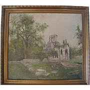 Late 1800's Early 1900's - Oil on Canvas