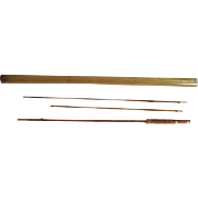 Lot #216 -South Bend 346-  3PC Bamboo Fly Rod - 8 1/2 Ft