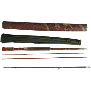 "Lot #218 -Wright & McGill ""Fre-Line"" - No. 4-FLR Fishing Rod - 7 1/2 Ft"