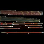 "Lot #218 -Wright & McGill ""Fre-Line"" - No. 4-FLR Fishing Rod - 7 1/2 Ft"