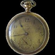 "Lot #920 Windsor Pocket Watch - 2"" Diameter"