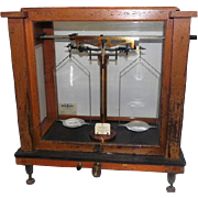 Seederer - Kohlbusch Balance Beam Scale - (3) Legged