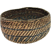 Woven Indian Basket