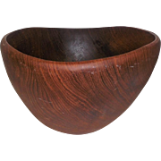 "Collector! Burough Bowl - Great Age Lines and Color - 11 3/4"" to 12 1/8"""