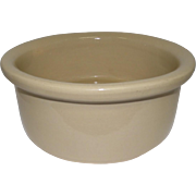 RRP Co - Robinson Ransbottom 9 1/2 Feeder Stoneware Bowl/Dish
