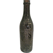 "The Empire Brewing Co. Ltd Amber Bottle - 9"" Tall"
