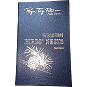 Peterson Field Guide - Western Birds' Nests - Published 1996 - Hal Harrison (02)