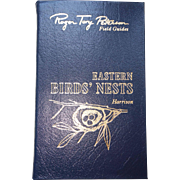 Peterson Field Guide - Eastern Birds' Nests - Published 1984 - Hal Harrison (03)