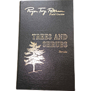Peterson Field Guide - Trees & Shrubs - Published 1997 - George Petrides (16)