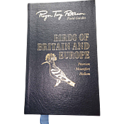 Peterson Field Guide - Birds of Britain & Europe - 1993 - Peterson (29)