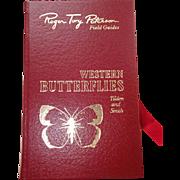 Peterson Field Guide - Western Butterflies - Published 1986 - Author: James Tilden (39)