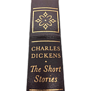 The Short Stories by Charles Dickens - Published 1978 - (Book 51)