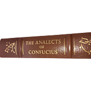 The Analects of Confucius - Published 1976 - (Book 65)