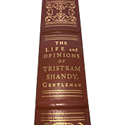 The Life & Opinions of Tristram Shandy by Laurence Sterne - Published 1980 - (Book 66)