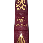 The Red Badge of Courage by Stephen Crane - Published 1980 - (Book 70)