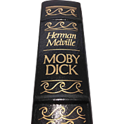 Moby Dick or The Whale by Herman Melville - Published 1977 - (Book 75)