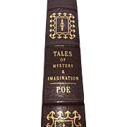 Tales of Mystery & Imagination by Edgar Allan Poe - Published 1975 - (Book 84)