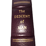 The Descent of Man by Charles Darwin - Published 1979 - (Book 116)